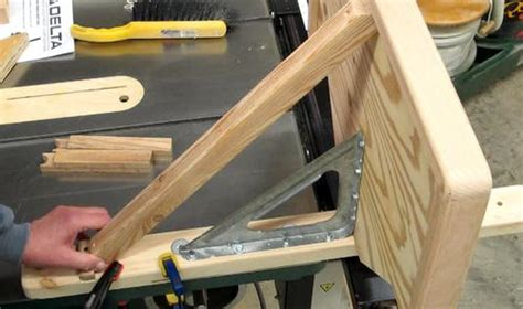 How To Make Shelf Brackets Out Of Wood by Bench Mortiser Wall Mount