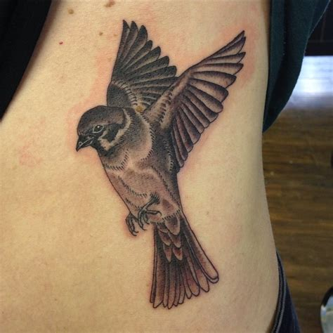 small sparrow tattoo sparrows www pixshark images galleries with