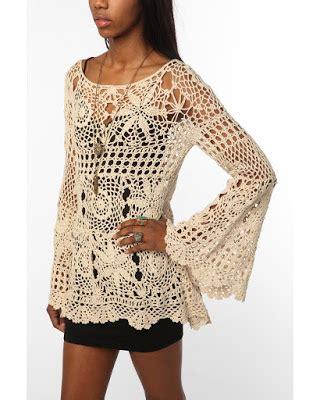 Square Tunik the most popular crochet tunic crochet patterns and
