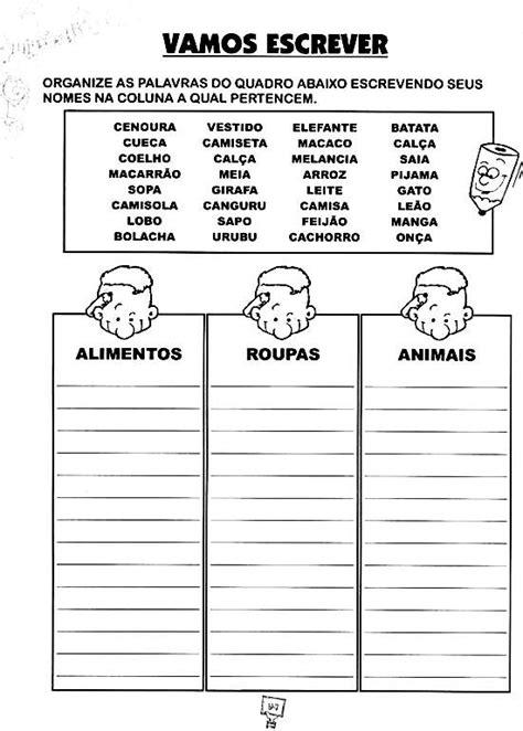 JOGOS E ATIVIDADES DE ALFABETIZAÇÃO II