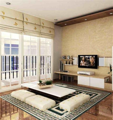 desain ruang tamu minimalis lesehan  sofa interior rumah