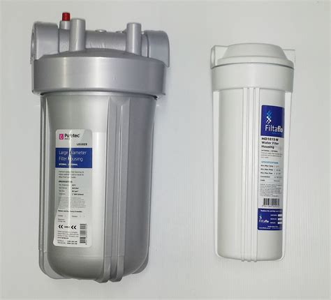 Hausing Filter Nanotec 10 Carbon Active how does a uv water filter system work