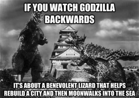 Godzilla Nope Meme - pics for gt nope godzilla