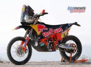 Dakar Ktm Toby Price And Ktm Readying For Dakar 2018 Mcnews Au