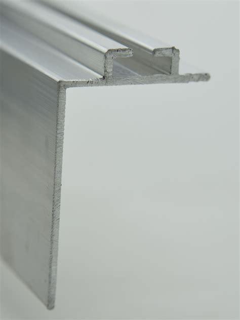 garage door bottom retainer 1 1 2 x 1