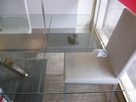 tavolo allungabile in vetro tavolo modello argo rettangolare allungabile vetro