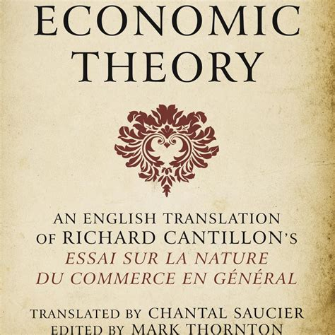 theory in economics an essay on economic theory mises institute
