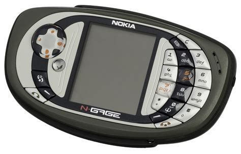 Nokia N Gage Qd Original Mobile Cell Phone Unlocked Refurbished file nokia ngage qd jpg wikimedia commons