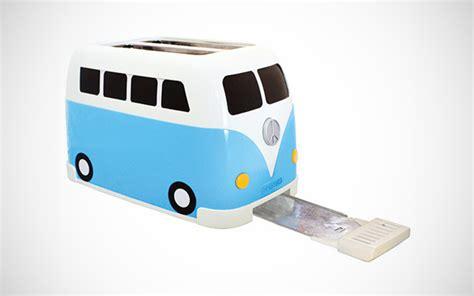 Camper Van Toaster Brood Roosteren In Stijl Met De Volkswagen Camper Van