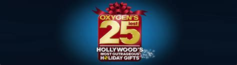 25iest hollywood s most outrageous holiday gifts the