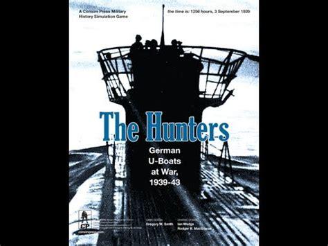 u boat watch unboxing the hunters german u boats at war 1939 43 unboxing