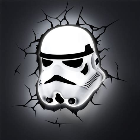 Topeng Wars Strom Troopers With Light 3d lightfx wars stormtrooper deco light garden and toywiz malaysia