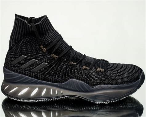 Basketball Shoes Adidas Explosive 2017 Primeknit Black Ori adidas explosive 2017 primeknit pk basketball shoes new black by3764 kixify marketplace