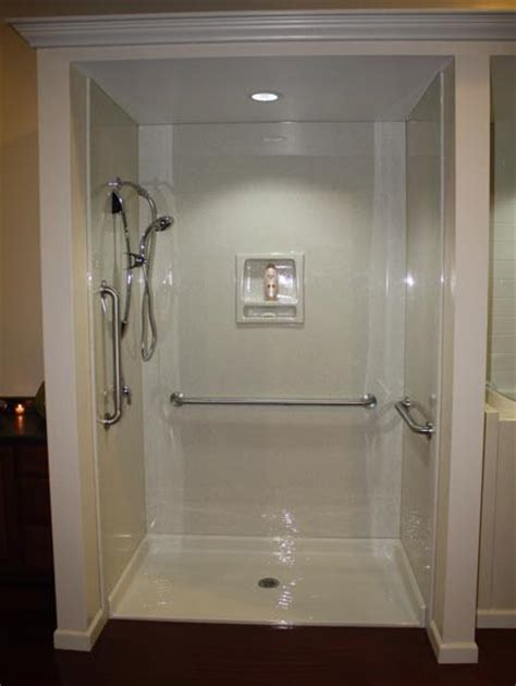 bathtub conversion to shower acrylic bathroom wall systems archives luxury bath