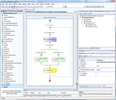 biztalk workflow clouding the flow of work biztalk workflow services