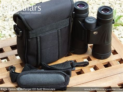 eagle optics new ranger ed 8x42 binoculars review