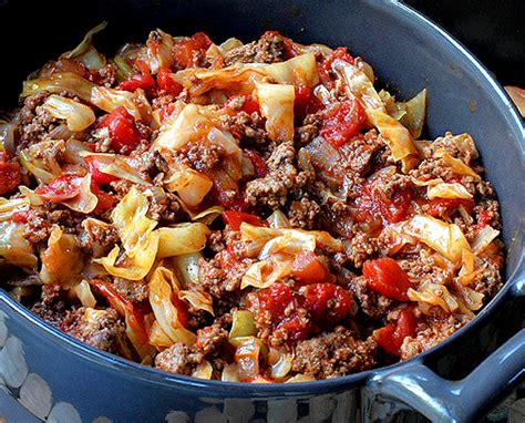 unstuffed cabbage rolls on pinterest stewing beef recipes unstuffed cabbage and hcg diet recipes