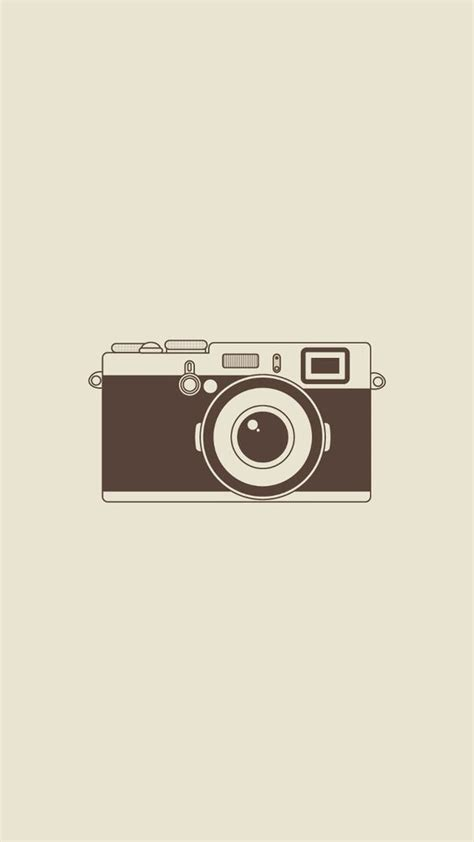 wallpaper for iphone 5 camera old camera minimal iphone wallpapers mobile9 iphone 6