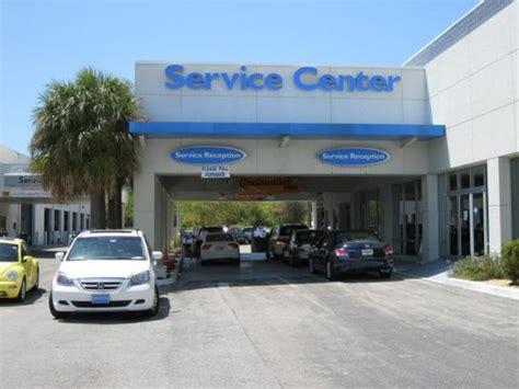 Honda Of Fort Myers by Honda Of Fort Myers Fort Myers Fl 33912 1632 Car