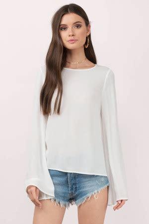 Anisa Blouse 2 anissa open back blouse 48 tobi