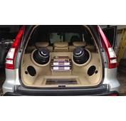 Audio Mobil Honda CRV SQ Loud  German Maestro