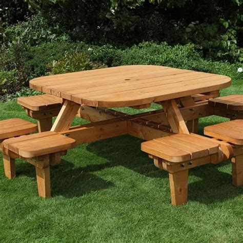 picnic benches for schools eyfs playground specialists