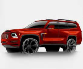 2017 jeep grand wagoneer release date redesign and interior