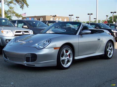 porsche 911 4s 2004 2004 arctic silver metallic porsche 911 4s