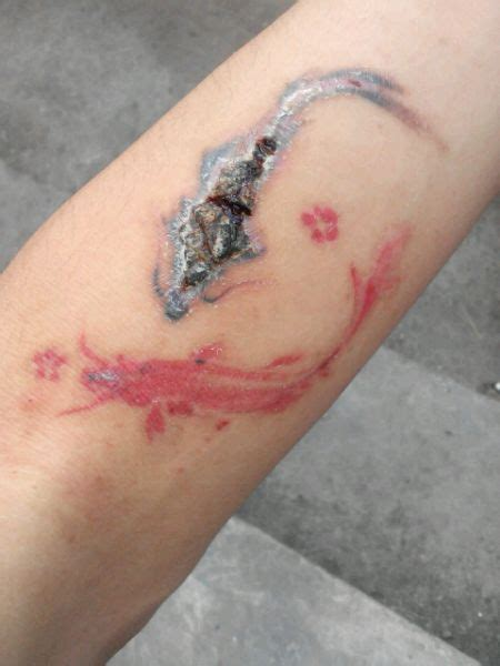how to treat infected tattoo collection of 25 infected