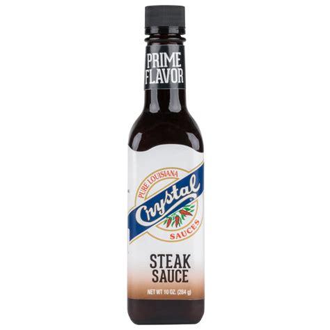 crystal 10 oz original steak sauce 12 case
