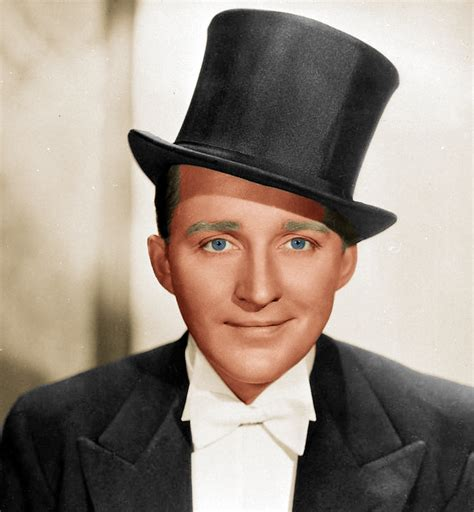 Rediscovering Bing Crosby   OLD HOLLYWOOD IN COLOR