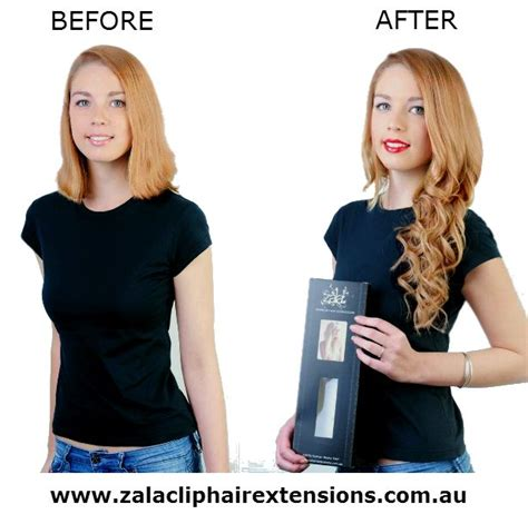18 inch extensions befofe and after before and after photo of amanda wearing strawberry blonde
