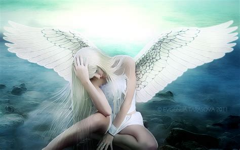 angel s and the angel said to me welcome to our world