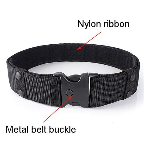 Most Comfortable Duty Belt by Buy Tactical Outdoor Security Swat Duty Utility
