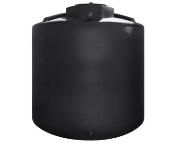 2500 Gallon Well Water Storage Tank by 2500 Gallon Rotoplas Vertical Water Tank Black