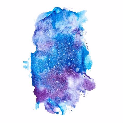 la galaxy colors how to paint the galaxy with watercolors blitsy