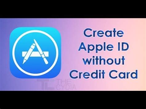 how can make apple id without credit card how to create an apple id without a credit card 2017