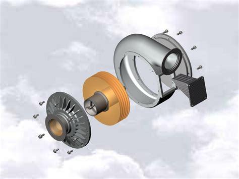 Tesla Compressor Tesla Turbine Stl Solidworks Other 3d Cad Model