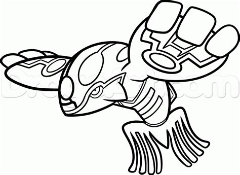 pokemon coloring pages groudon and kyogre kyogre coloring pages free printable coloring pages