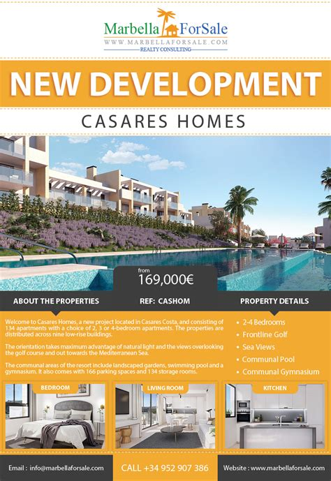 casares property for sale new apartments for sale casares costa