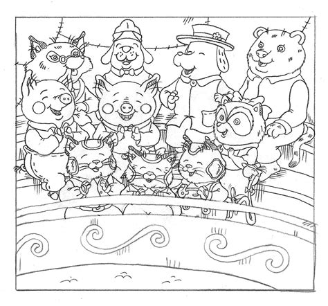 richard scarry lowly worm coloring pages coloring pages