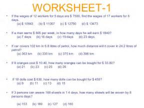 worksheets worksheet on inverse variation chicochino