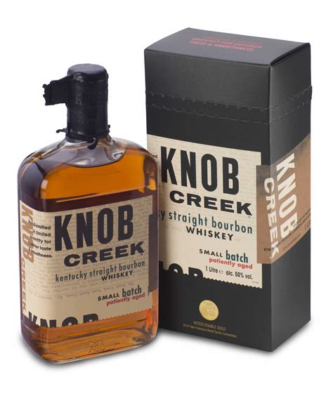 Knob Creek Gift Set by Knob Creek Limited Edition Box Heads For Airport Duty Free
