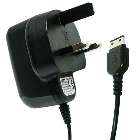 uk wall mains charger for samsung gt s3650 gt s5230 gt e2121b ebay