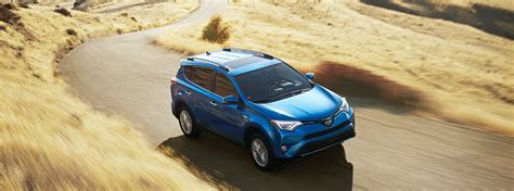 You Got It Toyota Can You Get A 2017 Toyota Rav4 With Awd
