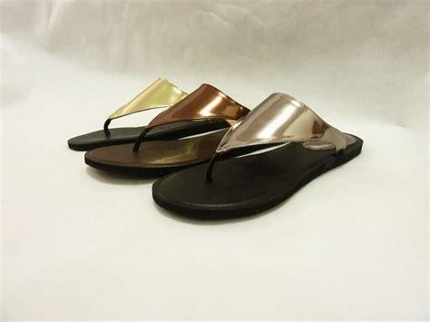 New Glady Silver Isrin Isran cami metal okada grosir sandal isrin isran dan okada
