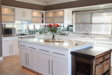 clever tricks to maximise space in small kitchens sa