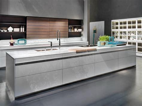 New Kitchen Design Trends Le Nuove Collezioni Dada Per Interpretare Lo Spazio Cucina