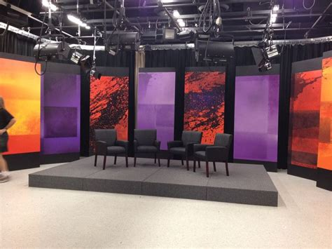 home design competition tv shows communications complex constructs new talk show set