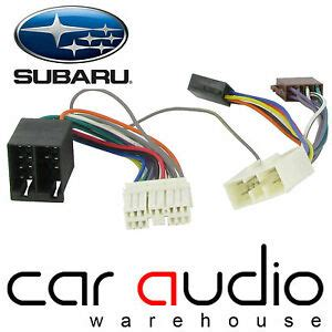 Ct10su01 To Fit Subaru Outback 2000 09 Bluetooth Parrot
